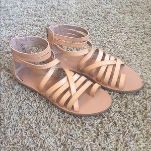 Mossimo Strappy Gladiator Sandals